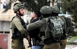 أسرى فلسطين: 440  حالة اعتقال خلال فبراير بينهم 67 طفلاً و11 مواطنة و3 صحفيين