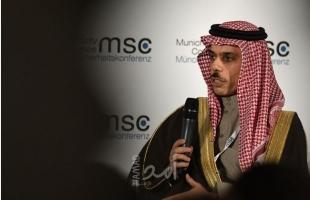 وزير خارجية السعودية: ندعم جهود منع إيران من امتلاك النووي