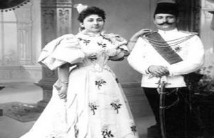 قصة طلاق الأميرة شويكار والملك فؤاد بعد تبديد مالها