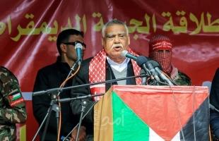 صالح ناصر: شعبنا حسم خياراته نحو الوحدة والمقاومة والانتفاضة في الميدان
