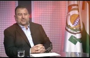العاروري: لا نريد أن نذهب لتجديد شرعيات السلطة فقط..ولا عودة لمربع فشل المصالحة