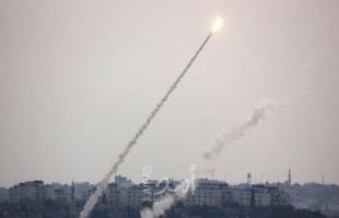محدث.. إطلاق قذائف صاروخية من غزة تجاه البلدات الإسرائيلية وإعلام عبري: سقطت قرب السياج