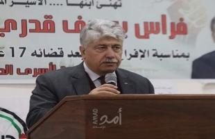 مجدلاني: اللجنة التنفيذية ناقشت الخطوات العملية للانتقال من السلطة إلى الدولة