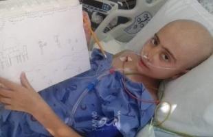 غزة: وفاة الطفلة ميرال أبو عمشة بعد صراع مع مرض السرطان