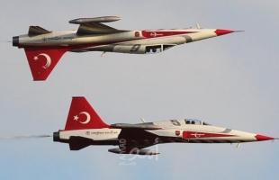 """اعتبرها  """"عملاً استفزازياً"""".. الجيش العراقي يستنكر اختراق الطائرات التركية للأجواء العراقية"""