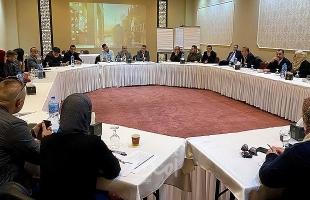حوار شبابي حكومي برام الله حول أولويات أجندة السياسات الوطنية