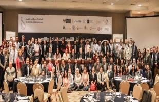 عمان: الجمعية الفلسطينية للتقييم تختتم المؤتمر العربي الـ8 للتقييم وتترأس الشبكة العربية