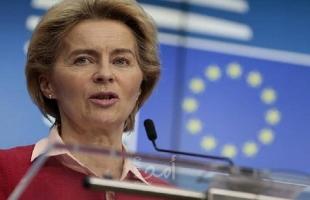 """رئيسة المفوضية الأوروبية """"أورسولا لايين"""" تعزل نفسها بعد مخالطة مصاب بـ """"كورونا"""""""