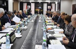حكومة رام الله تناقش موازنة 2020 وأشتية يدعوالنقاباتلتغليب المصلحة الوطنيةعلى الإضرابات
