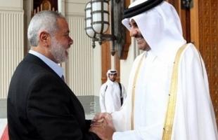 هنية يشكر أمير قطر على تبرعه المالي لقطاع غزة في مواجهة كورونا