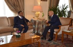 أبو الغيظ يؤكد التزام الجامعة العربية بمساندة السودان والوقوف معه