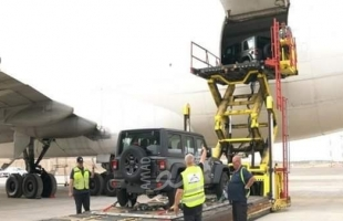 """أول طائرة أمريكية تهبط في مطار """"رمون"""" الإسرائيلي لنقل معدات عسكر ية!"""
