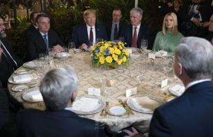 اجتماع طارىء للبيت الأبيض بعد الإعلان عن إصابة الرئيس البرازيلي