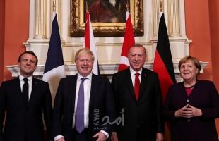 بسبب كورونا.. انعقاد القمة الرباعية بين زعماء تركيا وبريطانيا وفرنسا وألمانيا عبر الفيديو