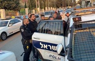 القدس: شرطة الاحتلال تحرر مخالفات لسيارات المواطنين في بلدة سلوان