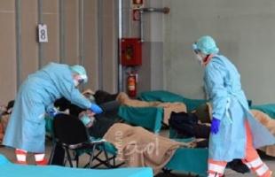 تسجيل 299 وفاة و11629 إصابة بفيروس كورونا في إيطاليا
