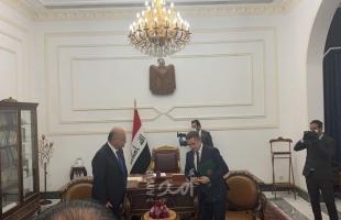 رسميا.. الرئيس العراقي يكلف عدنان الزرفي لتشكيل الحكومة..فمن هو!