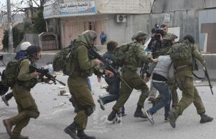 مركز فلسطين: 250 حالة اعتقال منذ بداية العام الحالي