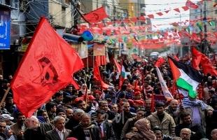 """""""الديمقراطية"""": تهجّم واشنطن على الجنائية الدولية سياسة وقحة تتطلب رداً فورياً فلسطينياً ودولياً"""