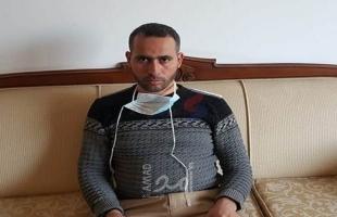 """في زمن كورونا.. أول أسير محرر يتحدث لـ """"أمد"""" من داخل الحجر الصحي في غزة"""