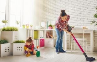 """بشرى للسيدات.. """"تنظيف المنزل"""" يحميك من هذا المرض"""