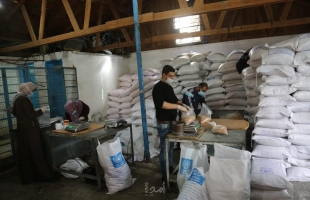 غزة: الأونروا تقرر فتح 9 من مدارسها كمراكز لتوزيع المساعدات الغذائية