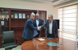 تنمية رام الله: مليون شيكل لدعم صمود الأسر الفقيرة في غزة والضفة والقدس