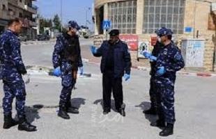 اقتصاد رام الله يغلق 3 محلات وتحرير 18 غرامة مالية لمخالفي الإجراءات الصحية