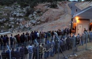 إسرائيل.. توصية أمنية بإدخال 50 ألف عامل فلسطيني بعد رمضان