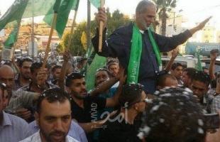 سلطات الاحتلال تفرج عن القيادي  في حماس عبد الخالق النتشة