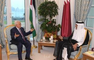 خلال اتصال مع عباس.. أمير قطر يتمنى احتواء تفشي كورونا