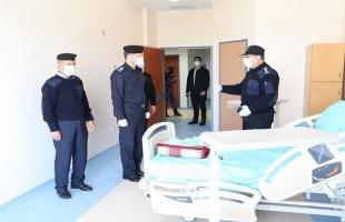 غزة: الأجهزة الأمنية تؤمن المشفى التركي لاستقبال العالقين في الجانب المصري