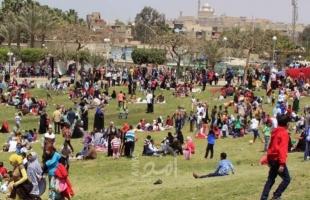 """مصر: إغلاق كامل للحدائق والشواطئ وتعليق النقل العام في """"شم النسيم"""""""