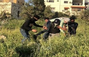 بيت لحم: إصابة شاب برصاص قوات الاحتلال واعتقاله في تقوع