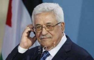 عباس يعزي البطش بوفاة  القائد الوطني د. رمضان شلح
