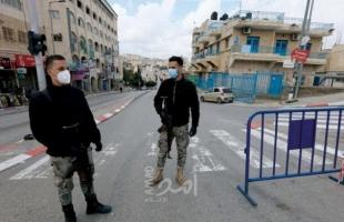 الأجهزة الأمنية تشدد إجراءاتها لمكافحة كورونا في ضواحي القدس