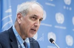 """مايكل لينك: خطط الضم الإسرائيلية ستؤدي إلى """"سلسلة من العواقب الوخيمة بشأن حقوق الإنسان"""""""
