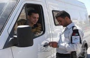 شرطة طولكرم تضبط 33 مركبة لعدم التزام أصحابها بالإغلاق والبروتوكول الصحي