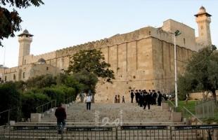 الأوقاف تستنكر إغلاق الاحتلال الإسرائيلي للمسجد الإبراهيمي لعشرة ايام