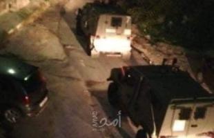 جيش الاحتلال يدفع بتعزيزات عسكرية للضفة عقب عملية زعترة