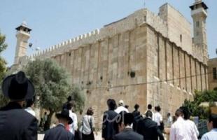 الخليل: مواجهات بين الأهالي والمصلين مع قوات الاحتلال عند الحرم الإبراهيمي
