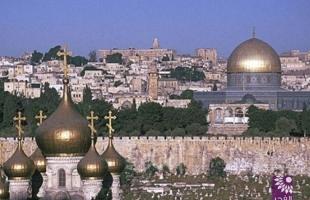 خوري يدين اعتداء مستوطن على الكنيسة الرومانية الأرثوذكسية في القدس المحتلة - فيديو
