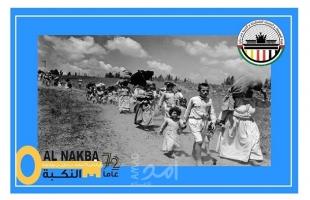 برلين: مؤسسات فلسطينية وعربية تطلق حملة راجعين يا فلسطين