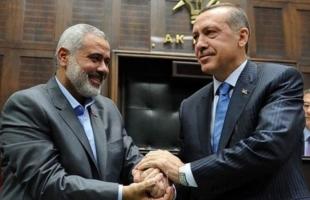 """صحف غربية: حماس قلقة من """"انقلاب تركي"""""""