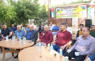 """إصلاحي فتح يبدأ فعاليات إحياء ذكرى رحيل """"أبو علي شاهين""""- صور"""
