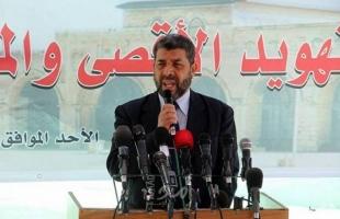 """""""أبو حلبية"""" يدعو لهبة شعبية لمواجهة قرار سلطات الاحتلال تحديد أعداد المصلين"""