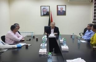 العسيلي: أدعو المانحين لدعم جهود الحكومة الفلسطينية في تحسين الاقتصاد الوطني