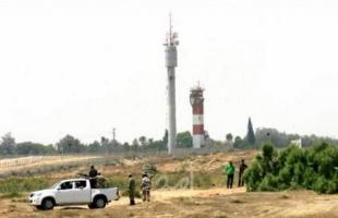 أمن حماس الميداني يعتقل (4) شبان حاولوا التسلل من شرق رفح