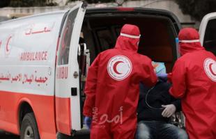 الهلال الأحمر: إصابة شاب بكسور إثر اعتداء مستوطنين عليه جنوب نابلس