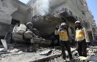 غارات روسية على شمال غرب سوريا للمرة الأولى منذ وقف إطلاق النار